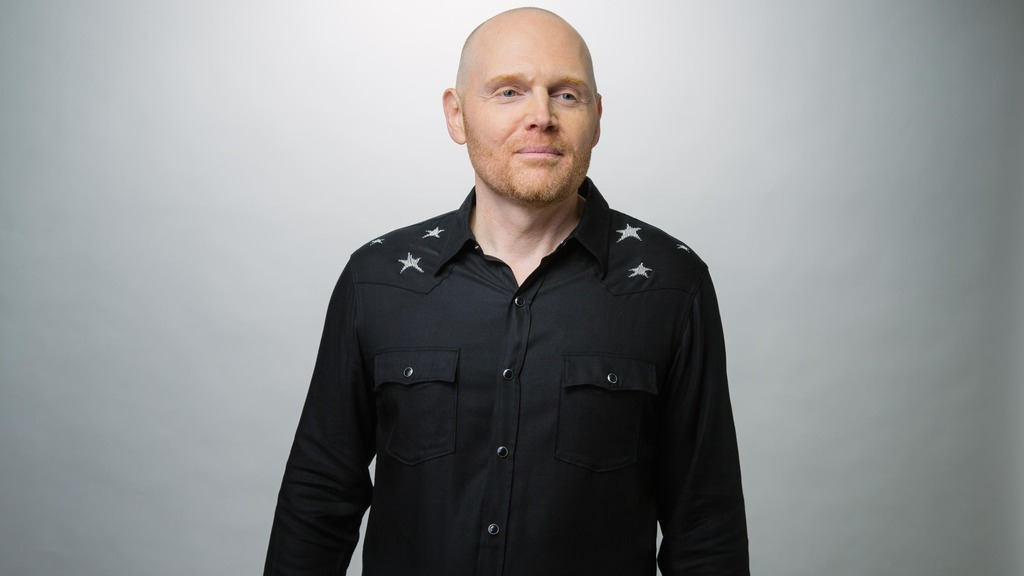 Large image of stand-Up comic Bill Burr