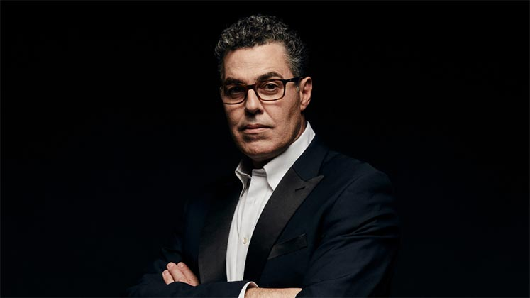 Large image of stand-Up comic Adam Carolla