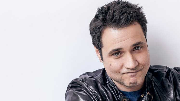 Large image of stand-Up comic Adam Ferrara