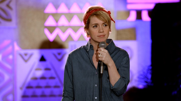 Large image of stand-Up comic Alice Wetterlund