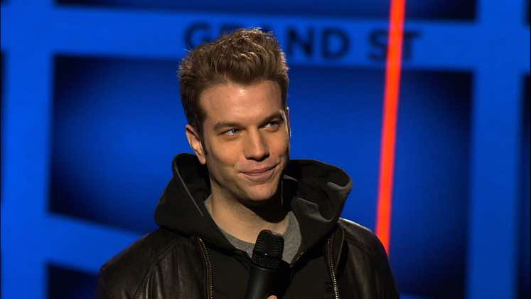 Large image of stand-Up comic Anthony Jeselnik
