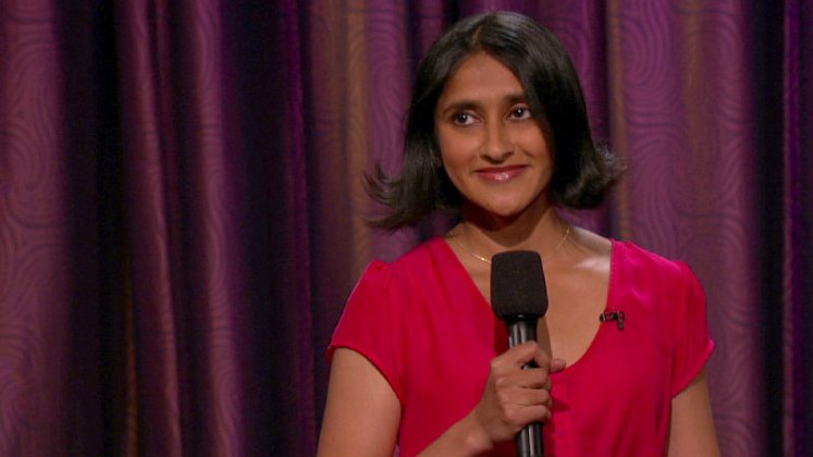 Large image of stand-Up comic Aparna Nancherla