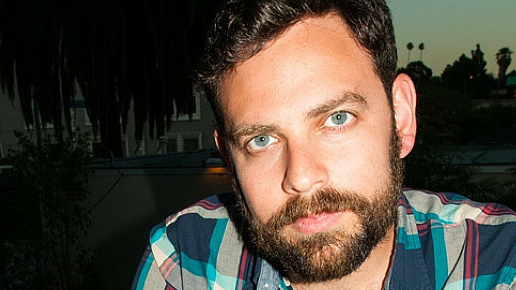 Large image of stand-Up comic Barry Rothbart
