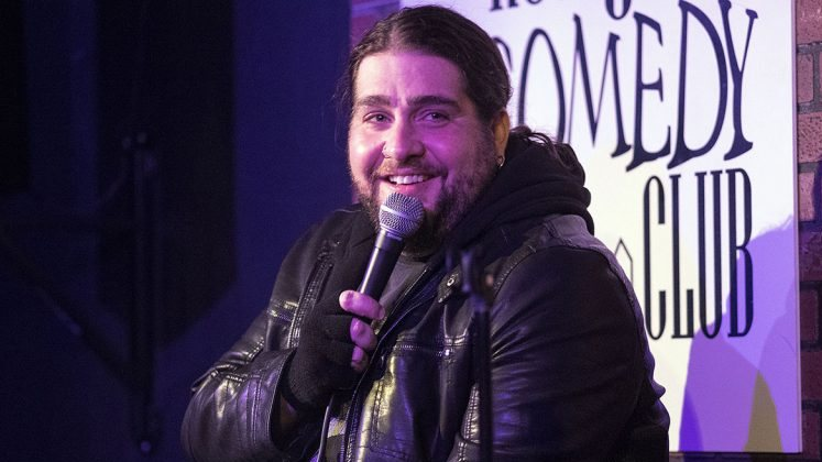 Large image of stand-Up comic Big Jay Oakerson