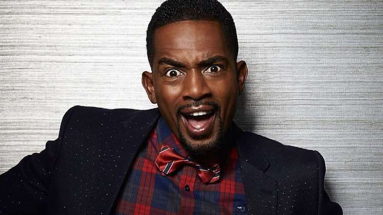 Large image of stand-Up comic Bill Bellamy