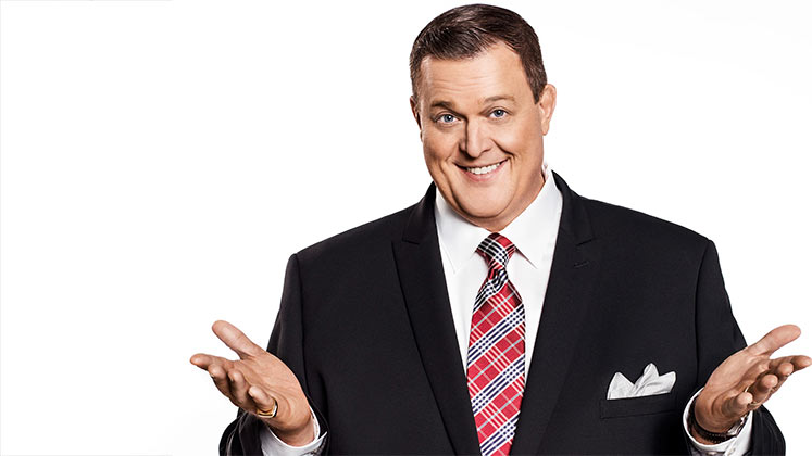 Large image of stand-Up comic Billy Gardell