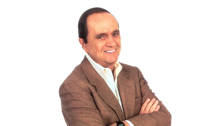 Large image of stand-Up comic Bob Newhart
