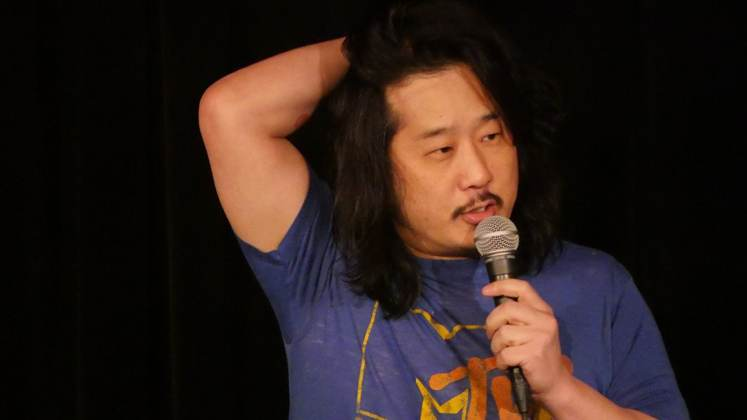 Large image of stand-Up comic Bobby Lee