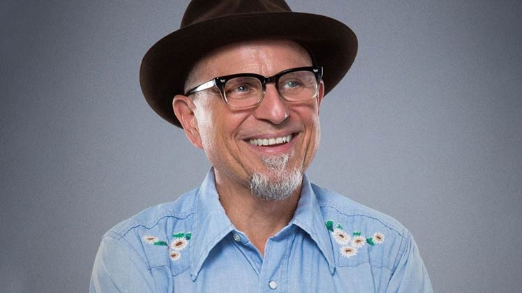 Large image of stand-Up comic Bobcat Goldthwait