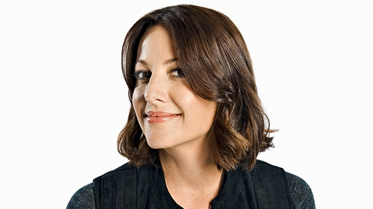 Large image of stand-Up comic Bonnie McFarlane