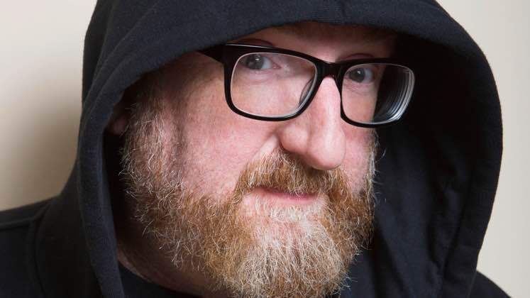 Large image of stand-Up comic Brian Posehn
