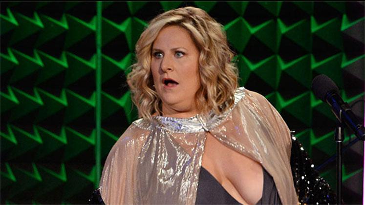 Large image of stand-Up comic Bridget Everett