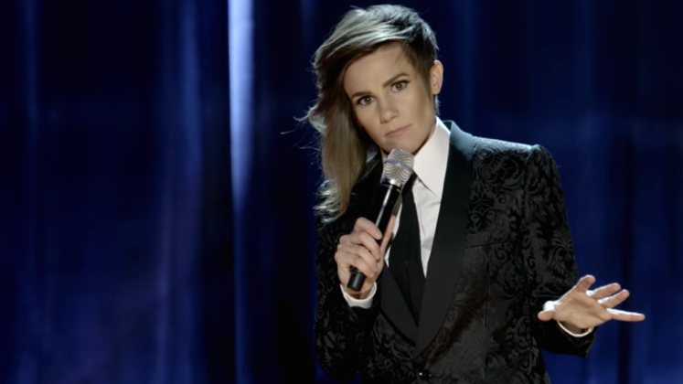 Large image of stand-Up comic Cameron Esposito