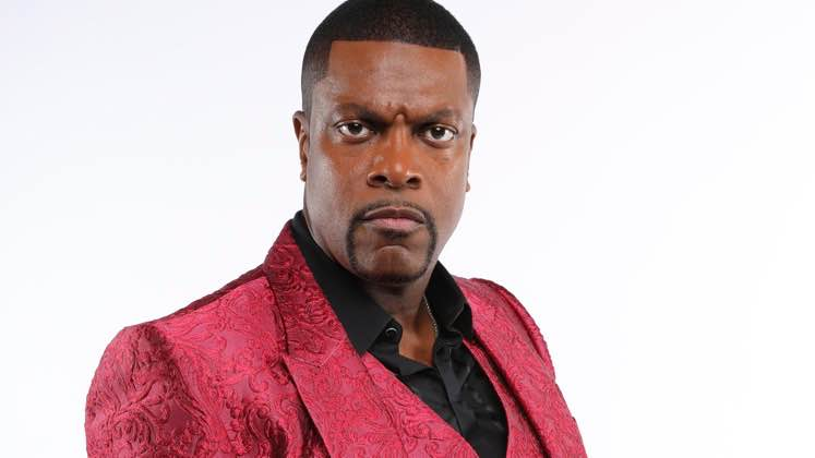 Large image of stand-Up comic Chris Tucker