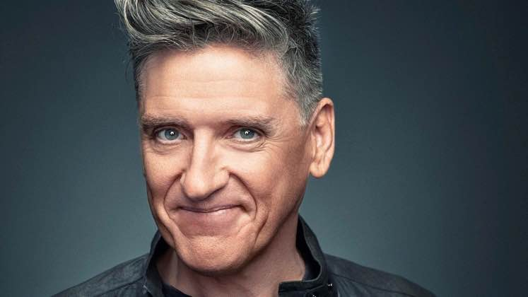 Large image of stand-Up comic Craig Ferguson