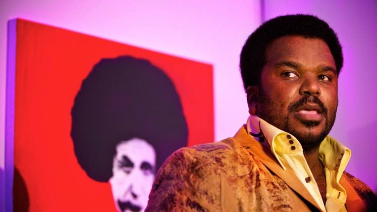 Large image of stand-Up comic Craig Robinson