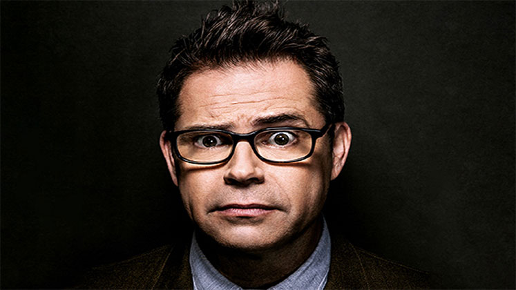 Large image of stand-Up comic Dana Gould