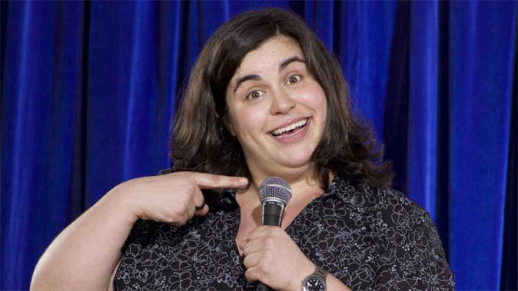 Large image of stand-Up comic Debra DiGiovanni