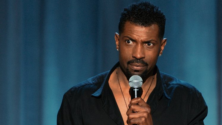 Large image of stand-Up comic Deon Cole