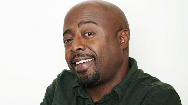 Large image of stand-Up comic Donnell Rawlings