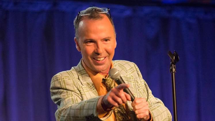 Large image of stand-Up comic Doug Stanhope