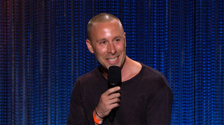 Large image of stand-Up comic Dov Davidoff