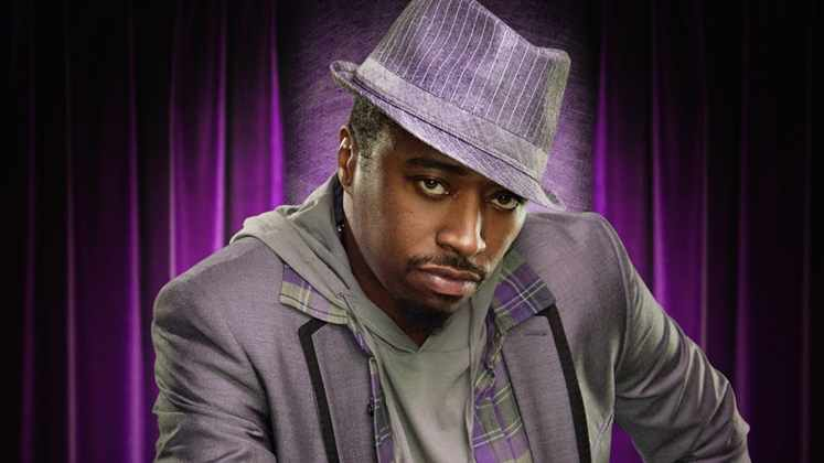 Large image of stand-Up comic Eddie Griffin}