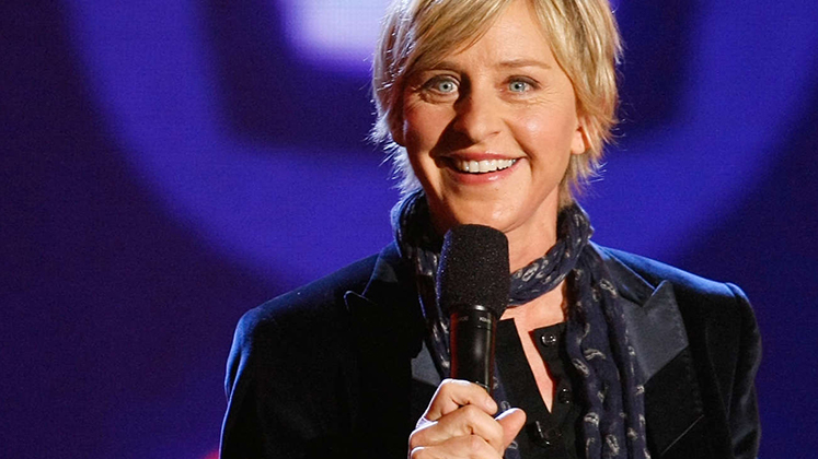 ellen degeneres stand up comedy database dead frog a comedy blog
