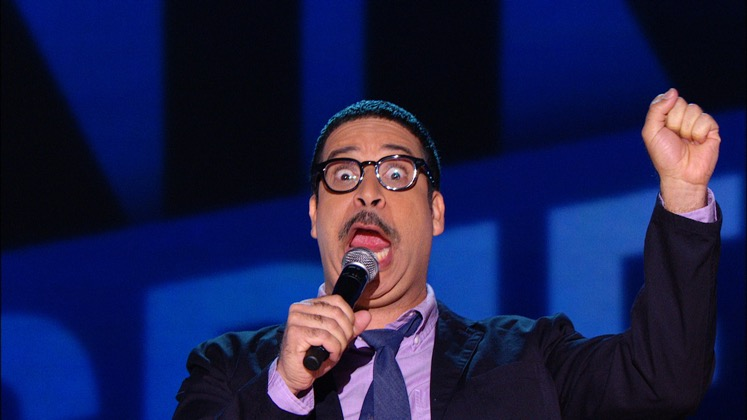 Large image of stand-Up comic Erik Griffin