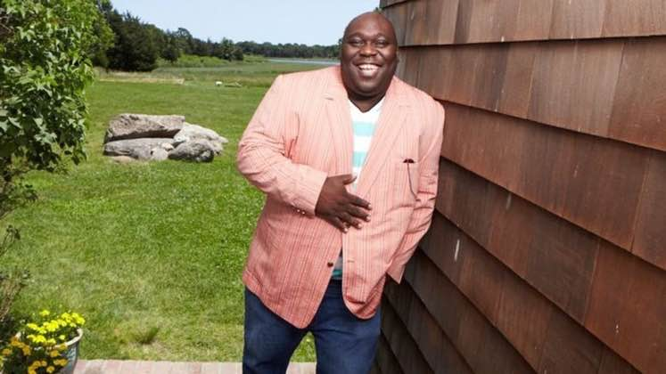 Large image of stand-Up comic Faizon Love
