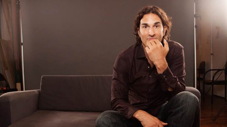 Large image of stand-Up comic Gary Gulman