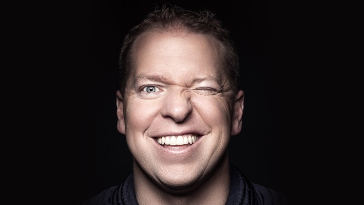 Large image of stand-Up comic Gary Owen