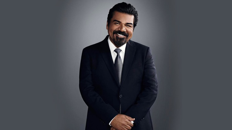Large image of stand-Up comic George Lopez