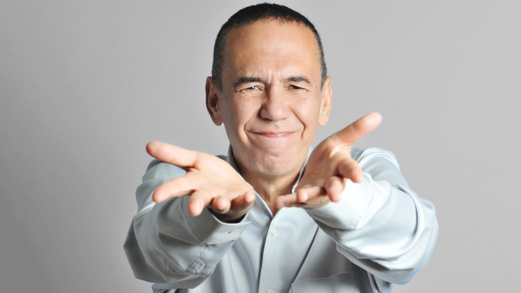 Large image of stand-Up comic Gilbert Gottfried