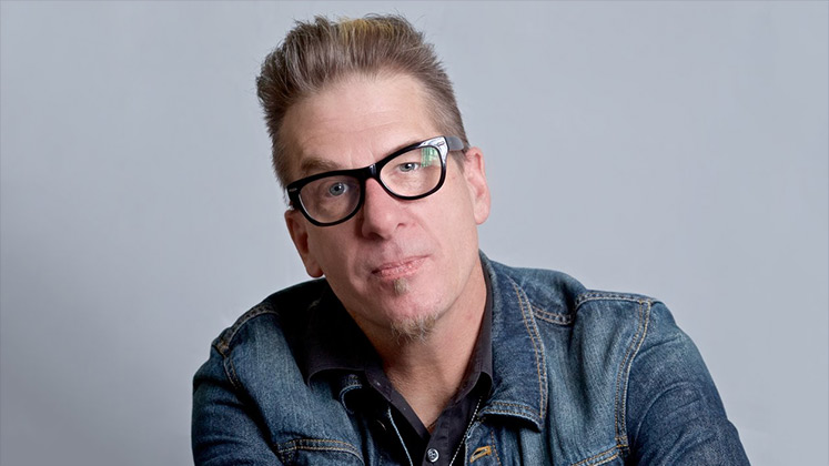 Large image of stand-Up comic Greg Behrendt