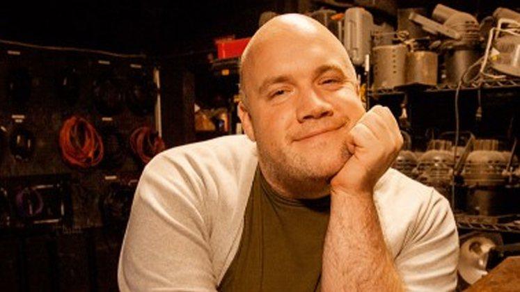 Large image of stand-Up comic Guy Branum