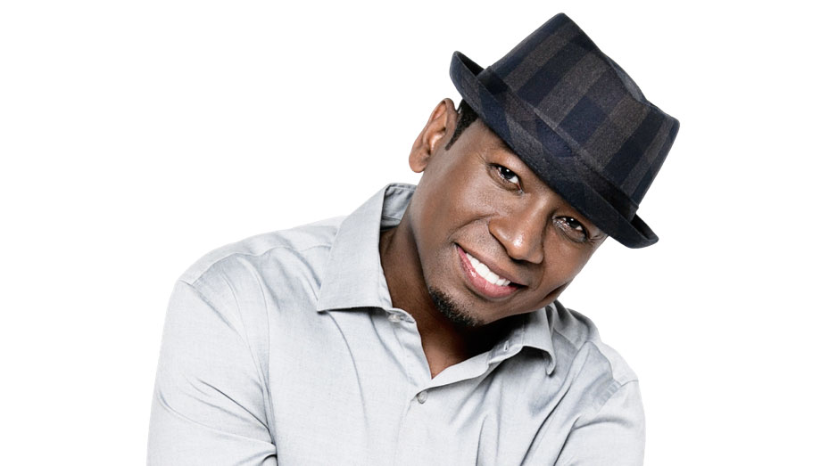 Large image of stand-Up comic Guy Torry