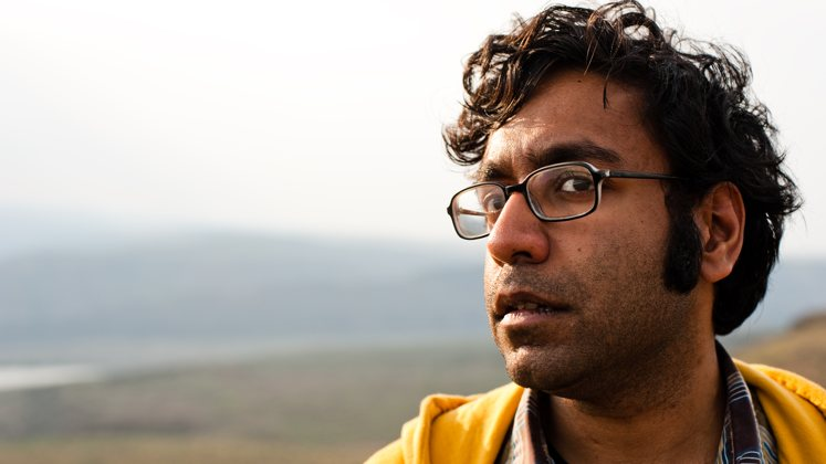 Large image of stand-Up comic Hari Kondabolu