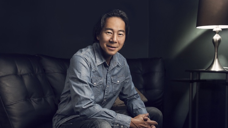 Large image of stand-Up comic Henry Cho