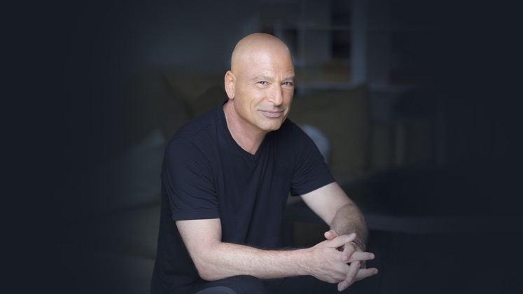 Large image of stand-Up comic Howie Mandel