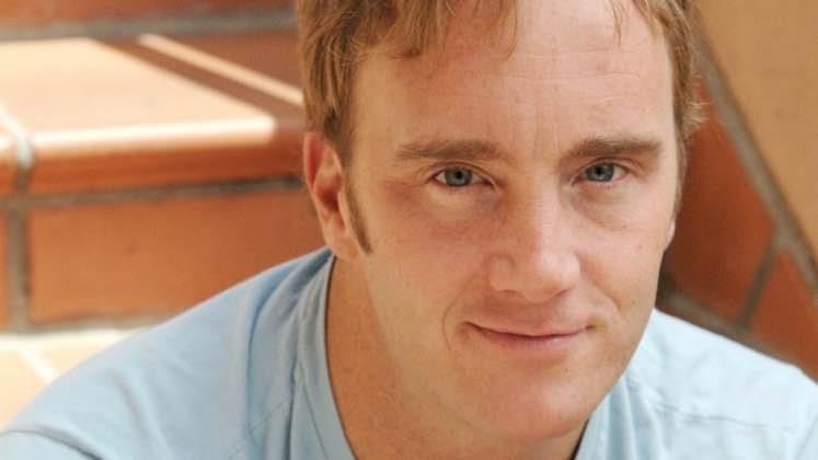 Large image of stand-Up comic Jay Mohr