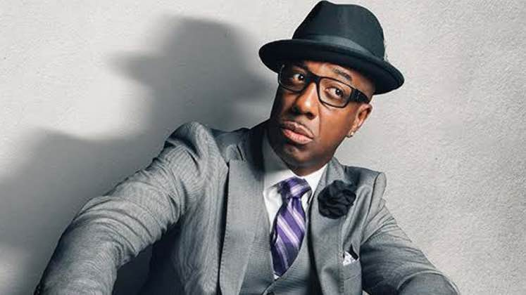 Large image of stand-Up comic J.B. Smoove