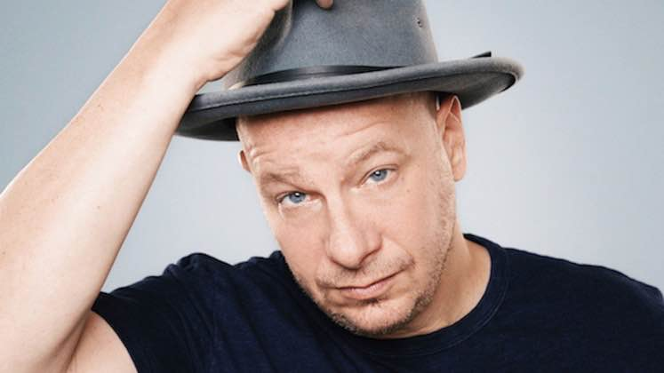 Large image of stand-Up comic Jeff Ross