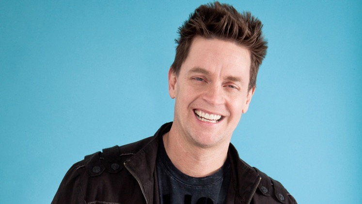 Large image of stand-Up comic Jim Breuer