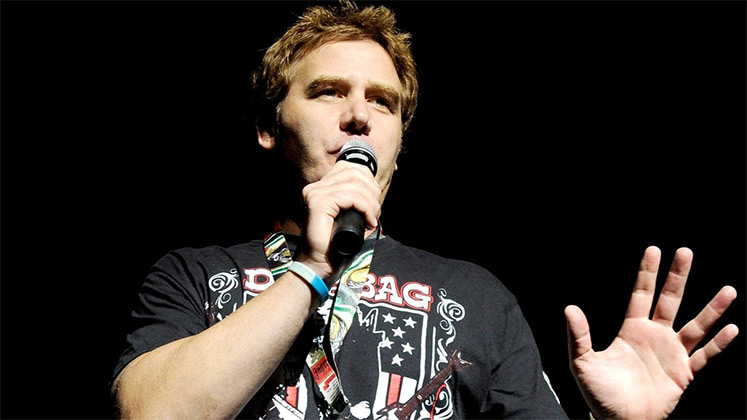 Large image of stand-Up comic Jim Florentine