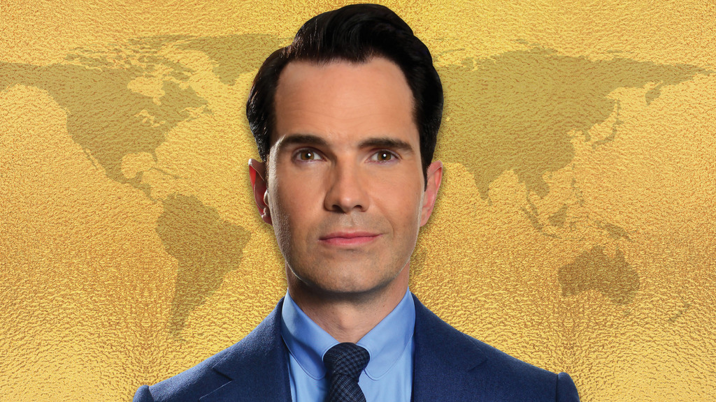 Large image of stand-Up comic Jimmy Carr