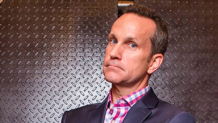 Large image of stand-Up comic Jimmy Pardo