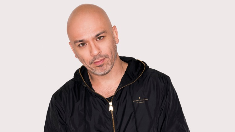 Large image of stand-Up comic Jo Koy
