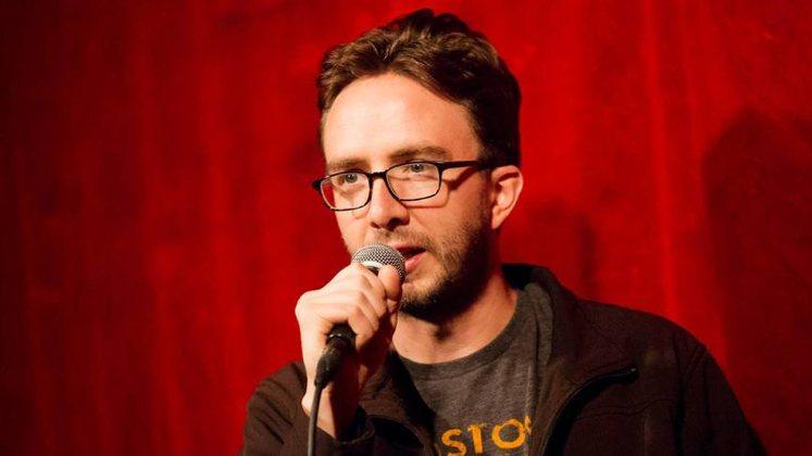 Large image of stand-Up comic Joe List