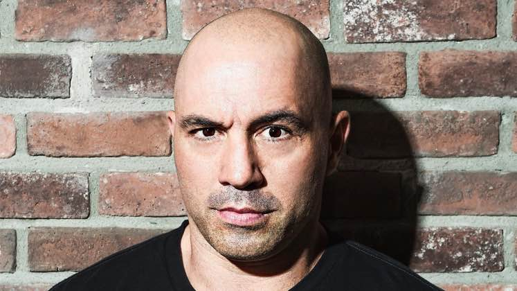 Large image of stand-Up comic Joe Rogan